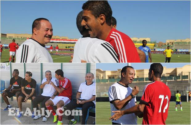 """أحمد خيري """"الضاحك"""" يجد نفسه مع الإسماعيلي"""