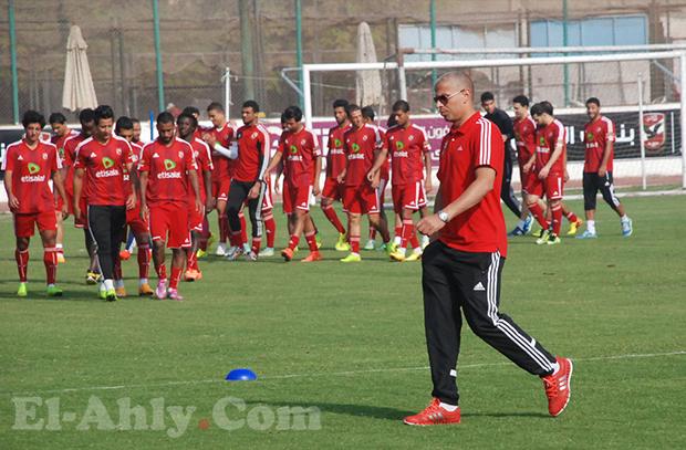 بعد فترة غياب .. شاهد عودة عبد الله السعيد وجدو للتدريبات من جديد