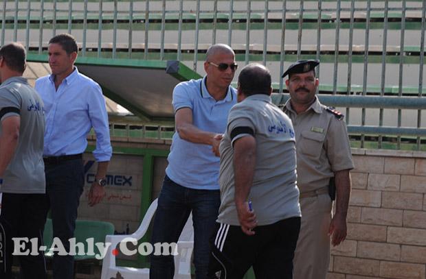 وائل جمعة: أزمة ظلم الأهلي التحكيمي في يد مجلس الإدارة