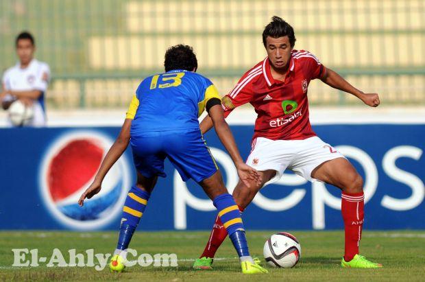 لأول مرة محمود تريزيجيه افضل لاعب باختيار الجماهير