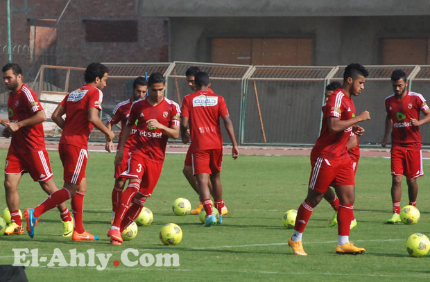 مران الأحد: عبد الله السعيد يشارك في التدريبات لأول مرة وغياب الحاوي