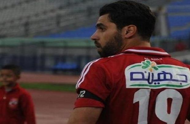 عبد الله السعيد يجري أشعة على قدمه لتحديد موعد عودته للمستطيل الأخضر