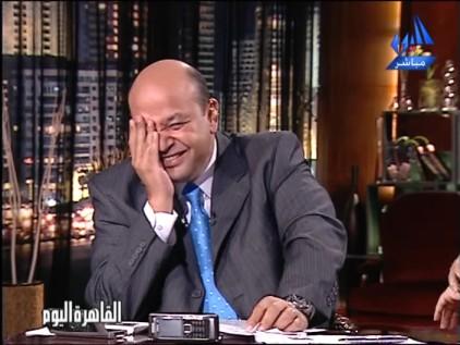 شاهد رد فعل عمرو اديب على تتويج الاهلى بالكونفدرالية
