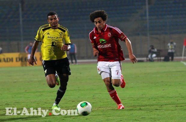 """حسين السيد """"أفضل لاعب"""" بمباراة الأهلي ودجلة وتراجع كبير لتريزيجيه"""