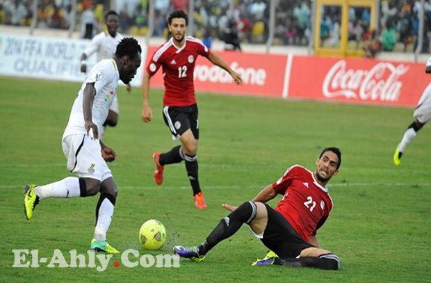 """أزمة """"قرصنة"""" مباراة غانا تكلف مصر اكثر من 14 مليون جنية!"""