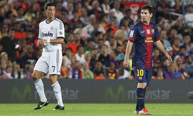 ماذا قال كريستيانو رونالدو وميسي عن تواجدهم في فريق واحد؟