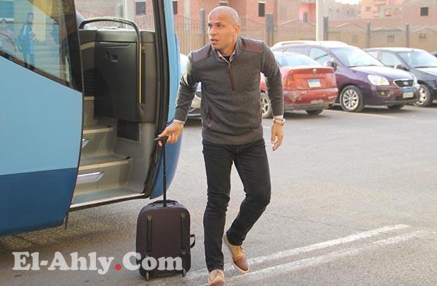 وائل جمعة يفتح النار على لاعبي الأهلي عقب الهزيمة من إنبي