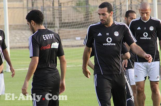 تريكه: فخور أني لعبت مع عمر جابر