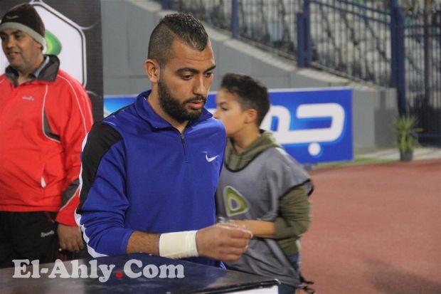 شهاب أحمد: رغم المشاكل بالاهلي أتمنى العودة
