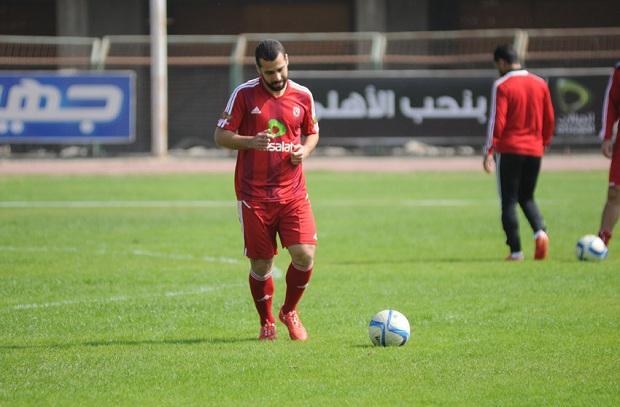 مران الأحد: تصعيد 4 ناشئين وتألق عبد الله السعيد في التدريب