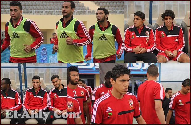 شاهد الظهور الأول لمحمد حمدي مدافع الأهلي الشاب