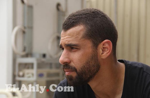 عبد الله السعيد يكشف السر وراء تغير مستواه بين الإسماعيلي والأهلي