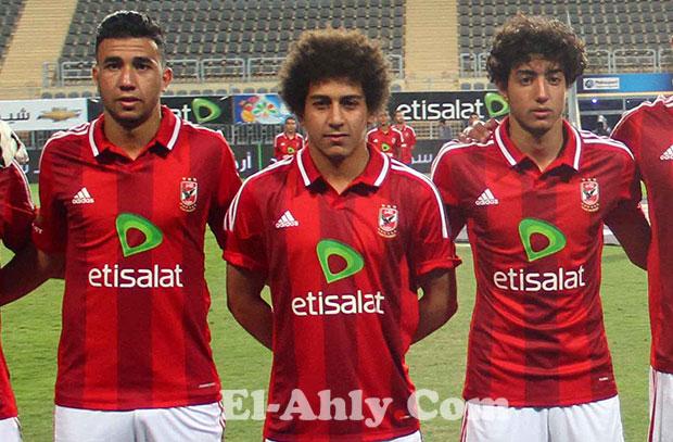 هاني وتريزيجيه وحسين و11 عرضية امام الجيش سلاح جاريدو الجديد