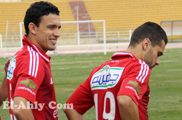 جمعة: جدو سيشترك في جزء من مباراة المارد الأحمر أمام الأسيوطي