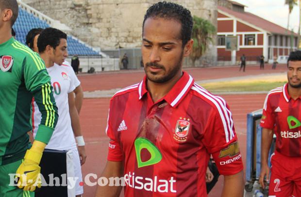 هل سيتم الدفع بوليد سليمان أمام المغرب التطواني؟