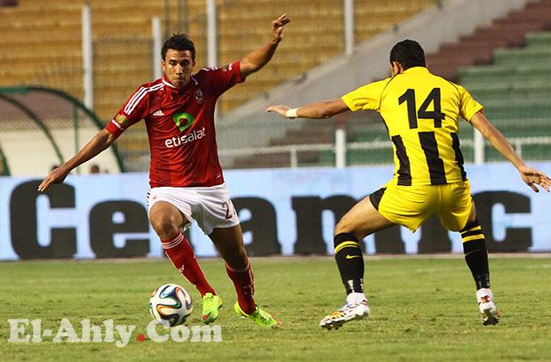 شاهد مباراة الأهلي والمقاولون العرب على هذه القنوات