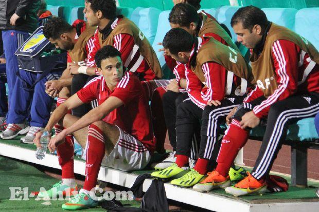 جدو يقود شباب الأهلي لهزيمة البدلاء 4-2 وهندريك يحرز هدف