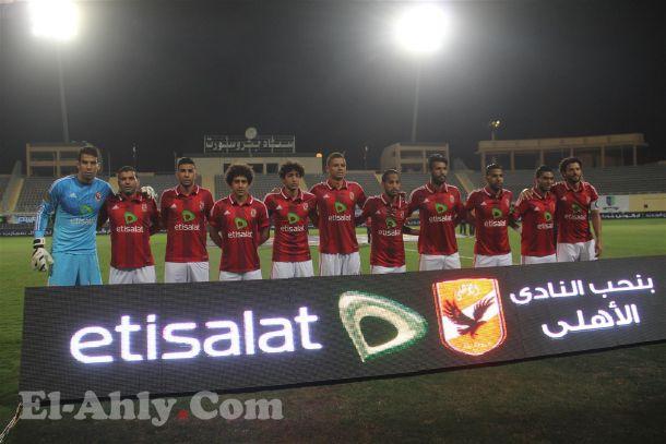 الأهلي يحاول انهاء ازمة معلب مباراة العودة امام المغرب التطواني