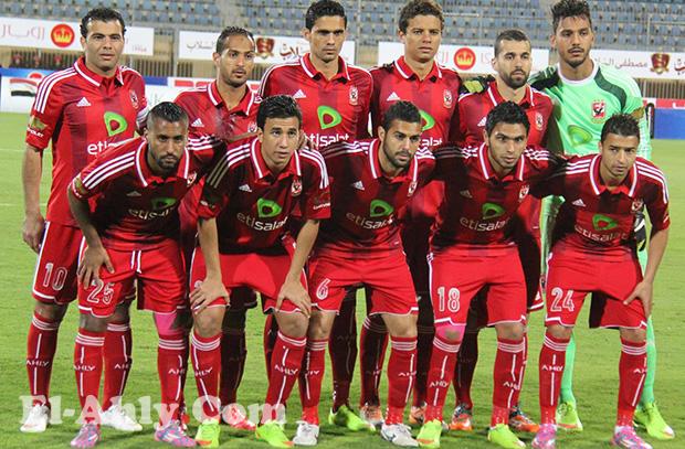 #تشكيل_الأهلي أمام المغرب التطواني