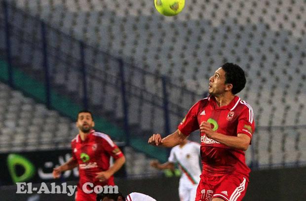 فتحي مبروك يعيد جدو الي الحياة في قائمة الأهلي لمواجهة النصر بالدوري