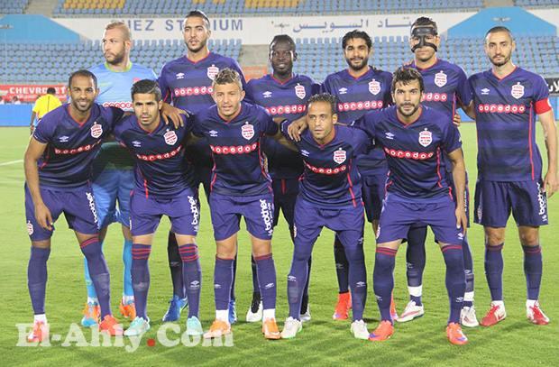 الأفريقي يفقد جهود لاعبه الأبرز امام الأهلي في مباراة العودة