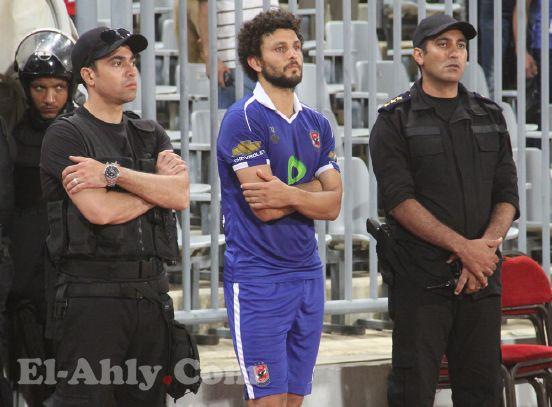 ماذا قال حسام غالي للحكم .. اللاعب يكشف التفاصيل