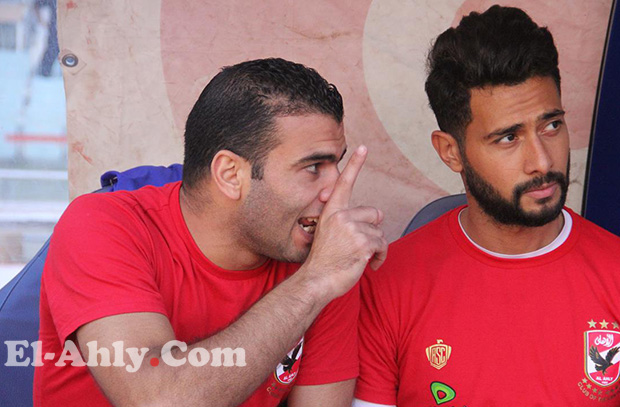 """متعب """"الأول"""" وغالي في المركز الثاني وظهور رائع لأحمد عادل في تقييم مباراة الأفريقي"""