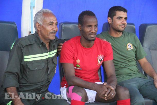 صلاح الدين سعيد يوضح حقيقة مفاوضاته مع نادي المولودية الجزائري