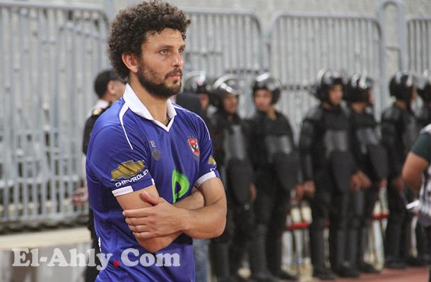 إعادة الشارة لحسام غالي؟ وائل جمعة يرد