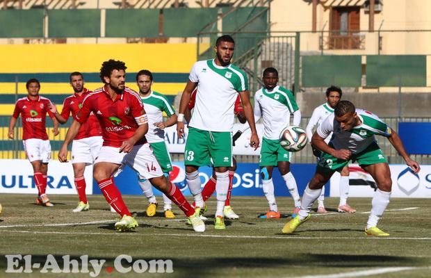 إلغاء المؤتمر الصحفي لمباراة الأهلي والمصري بمباركة اتحاد الكرة!