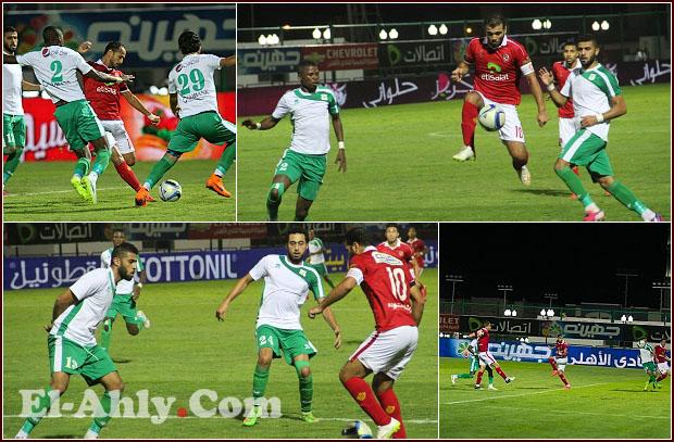 شاهد صور فوز الأهلي بعدسة El-Ahly.com