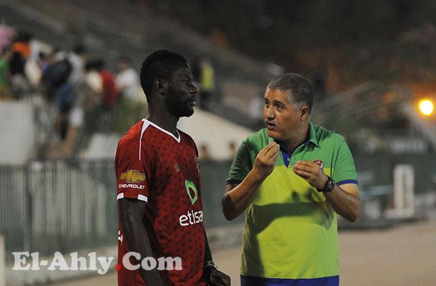 جمعة يوضح سبب غياب جدو عن مران الفريق وإستمرار غياب بيتر إيبيموبوي عن مباراة مالي