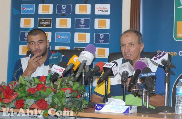 متعب: نفوز من أجل مبروك وأجواء تونس تشجعنا والقمة هدفنا لهذا السبب