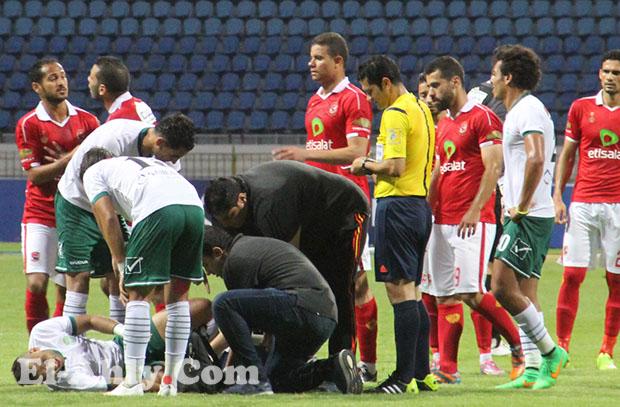 البنا يحكم مباراة الأهلي والجونة بكاس مصر