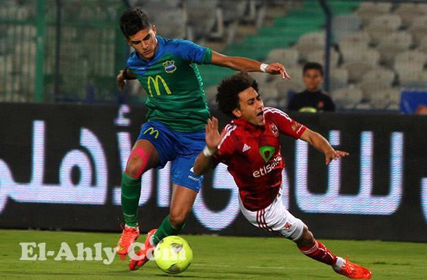 صورة .. المقاصة يدين الزمالك بخطاب إيقاف الشيخ لإتحاد الكرة بعد توقيعه دون موافقة