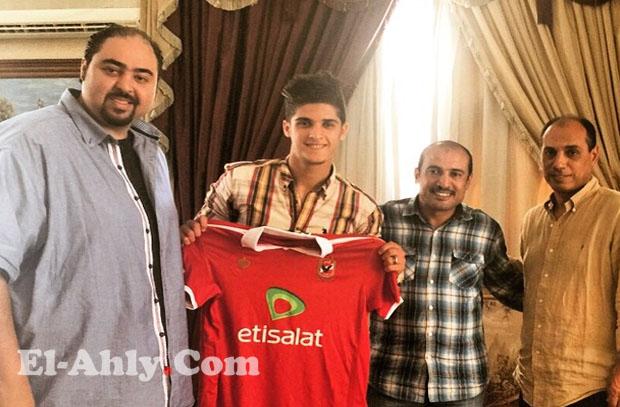 رسمياً اتحاد الكرة يصدر قرار بايقاف احمد الشيخ 4 شهور