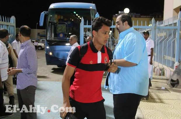 التوفيق يغيب عن عمرو جمال ليضيع أسهل الفرص أمام الملعب المالي