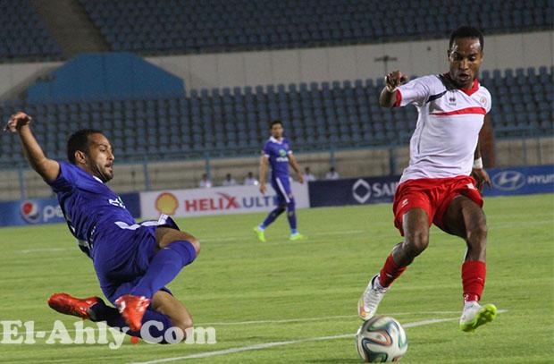 الموعد والقناة الناقلة لمباراة الأهلي وبتروجيت بنصف نهائي كأس مصر