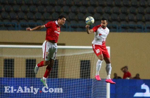 الأهلي يصعد لنهائي كأس مصر بثلاثية في شباك بتروجيت