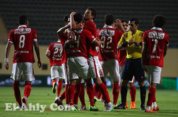 5 حقائق عن فوز الأهلي على بتروجيت بنصف نهائي كأس مصر