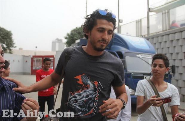 حجازي: لا توجد مشاكل مع جماهير الأهلي وانتظر مساندتهم لي