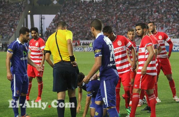 الجزائري مهدي يقود مباراة العودة بين الأهلي وأورلاندو