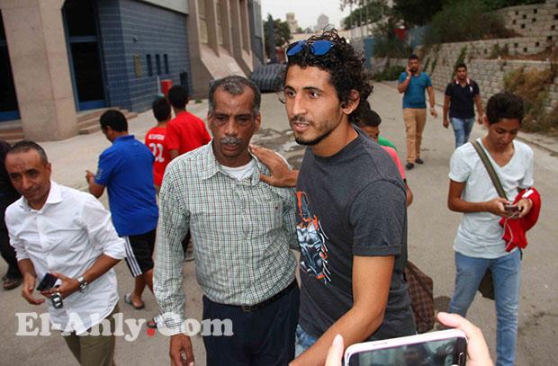 علاء عبد الصادق: إنتهاء أزمة قيد ربيعه وحجازي خلال ساعات