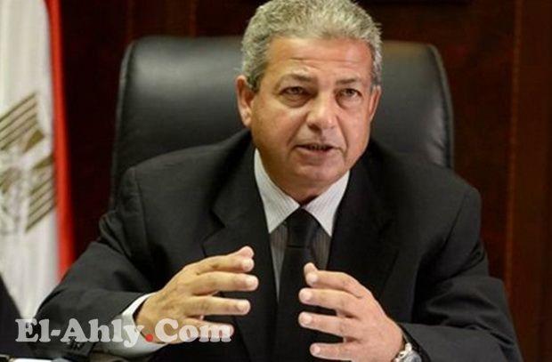وزير الشباب: حضور الجمهور للقاء أورلاندو في يد الداخلية وأوصي بغلق الأبواب