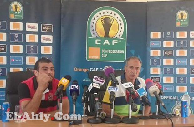 فتحي مبروك يطالب بمساندة الزمالك ومتعب يتمني لهم الفوز على النجم الساحلي