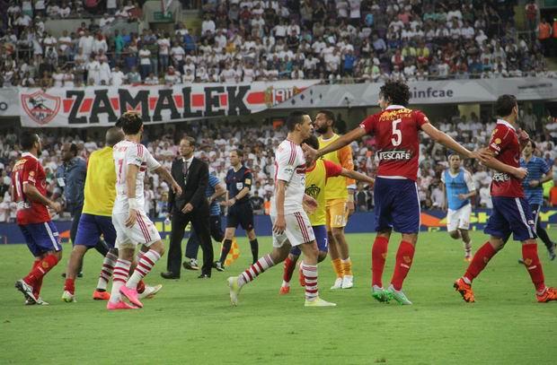 شوبير: حكم السوبر غادر الملعب بسبب كهربا