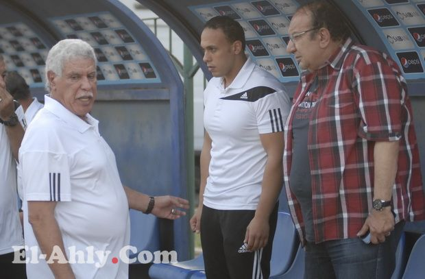 """عامر صبري: طالبني حسن شحاتة """"بالهدوء"""" فأحرزت هدف في مرماه"""