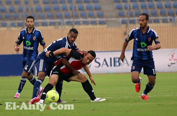 الموعد الرسمي والقنوات الناقلة لمباراة الأهلي وطلائع الجيش في الدوري المصري