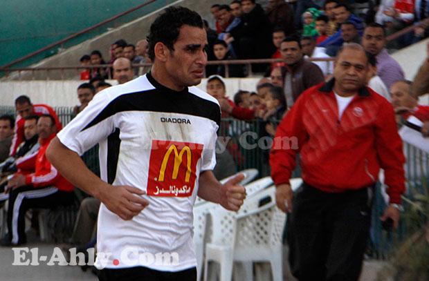 مدحت شلبي: أحمد عيد عبد الملك ينوي الوقوف على الكرة في مواجهة الأهلي