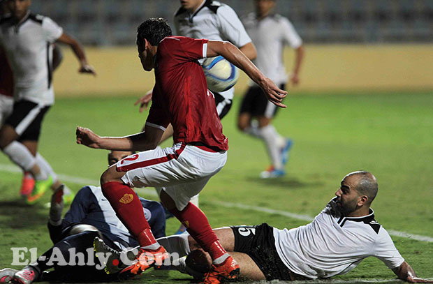 5 حقائق عن فوز الأهلي على طلائع الجيش في بداية الدوري